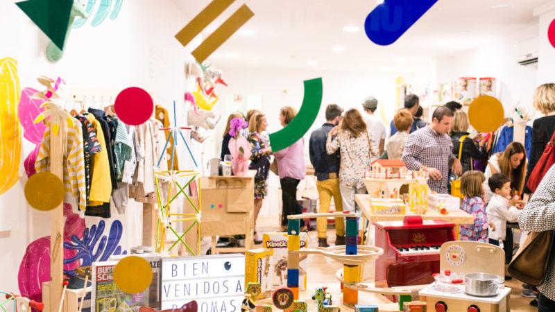 Nace RIZOMAS, una juguetería educativa en Almería.