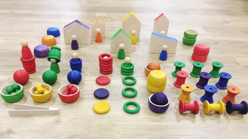 La importancia del juego como instrumento para el aprendizaje y estímulo para el pensamiento creativo