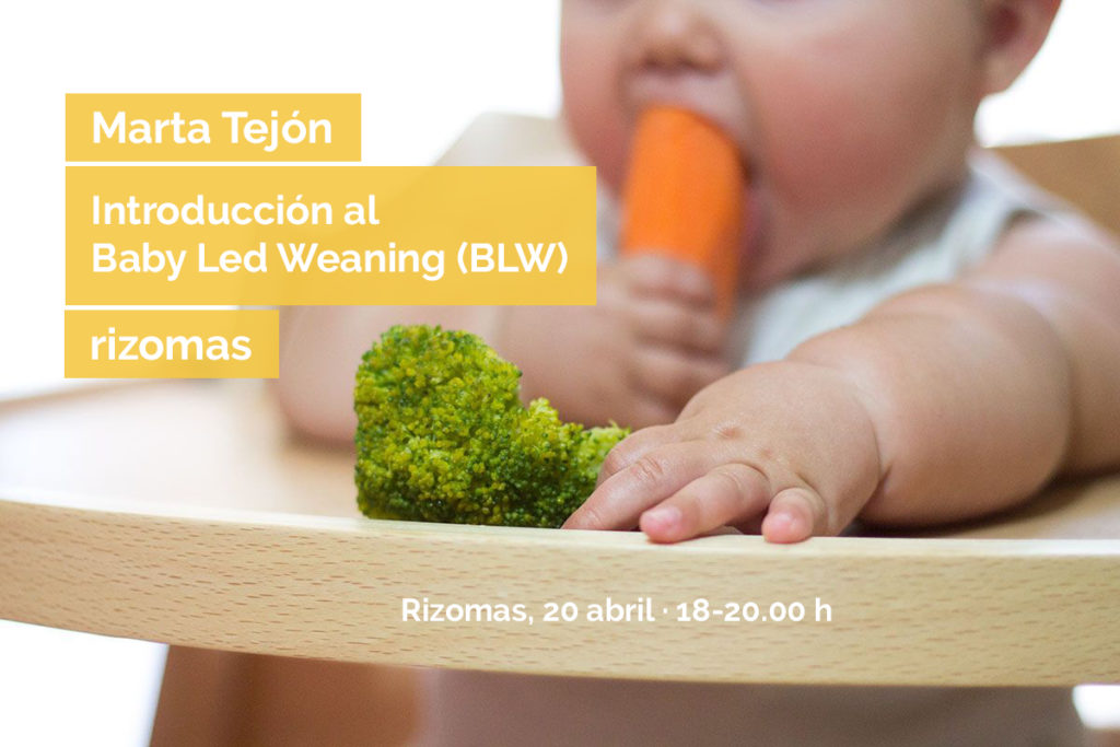 Baby led weaning Almería