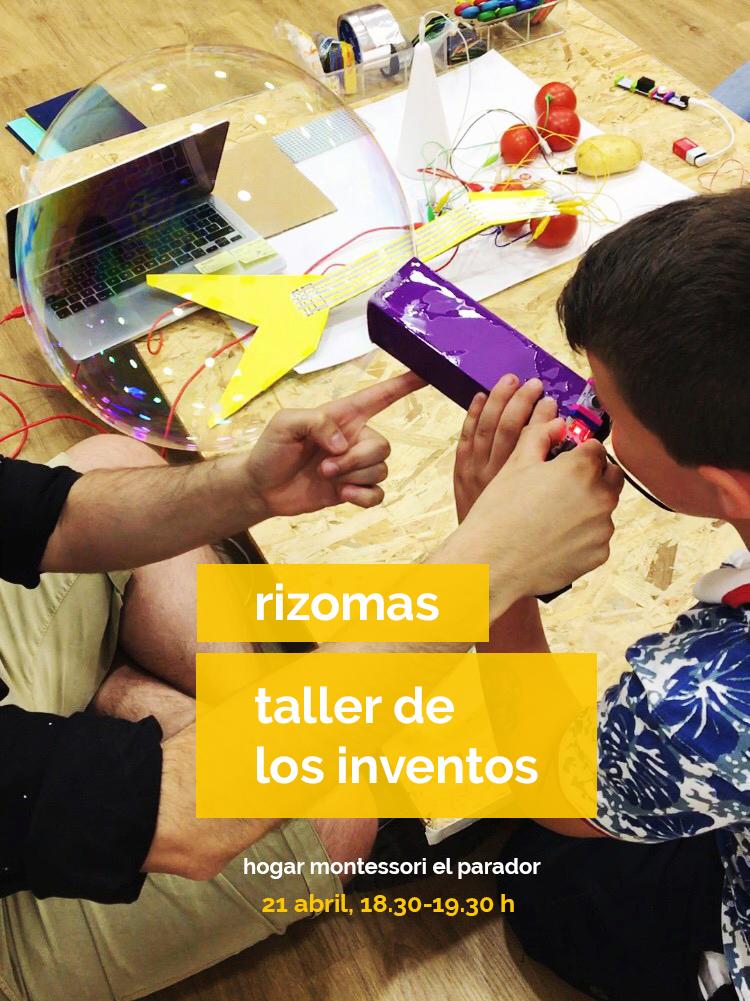 Taller de los Inventos