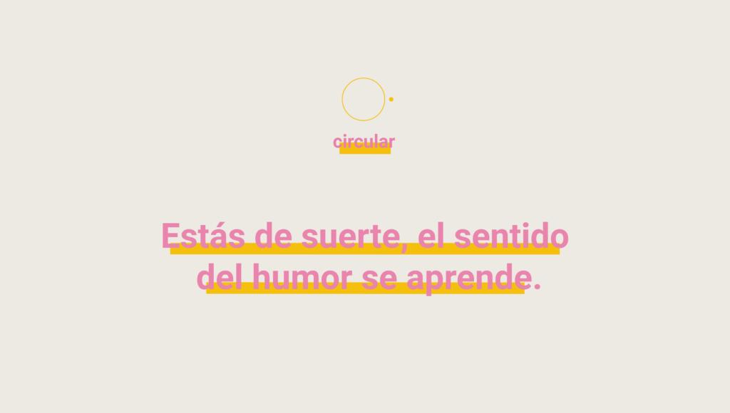 Sentido del humor